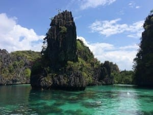 Big Lagoon, El Nido: one of the most beautiful places in the world, The Philippines.