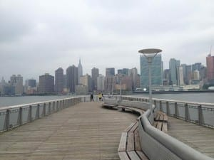 Gantry Park, Long Island City, NYC.