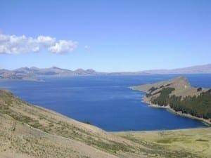 Isla del Sol, Lake Titicaca.