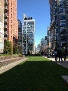 Highline, NY.