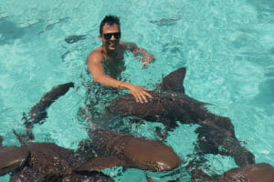 7continents1passport_bahamas Swimming with sharks in the Bahamas 40