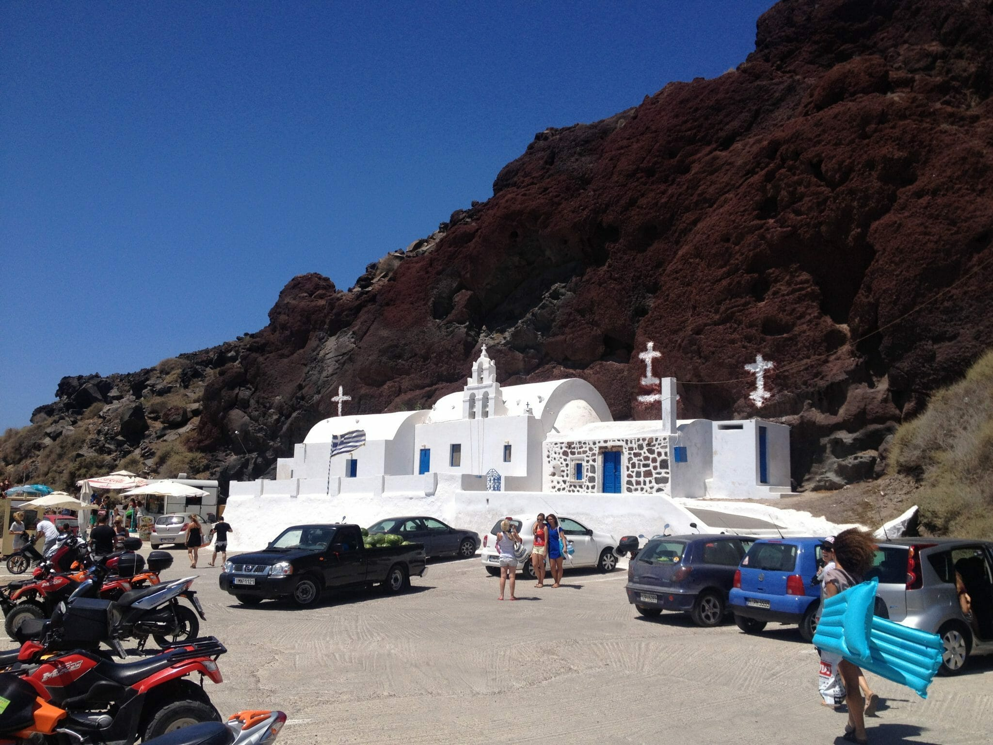 Things to do in Santorini.