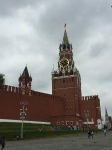 Praça Vermelha, Moscou.