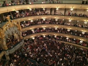Mariinsky Theater.