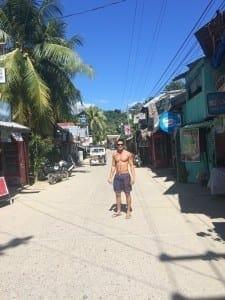 fazer em El Nido, Filipinas. Big lagoon