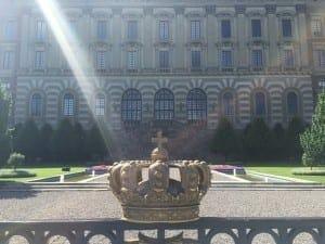 Palácio Real, Estocolmo, Suecia.