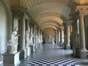 O Palácio Real e seus museus, Estocolmo, Suécia.
