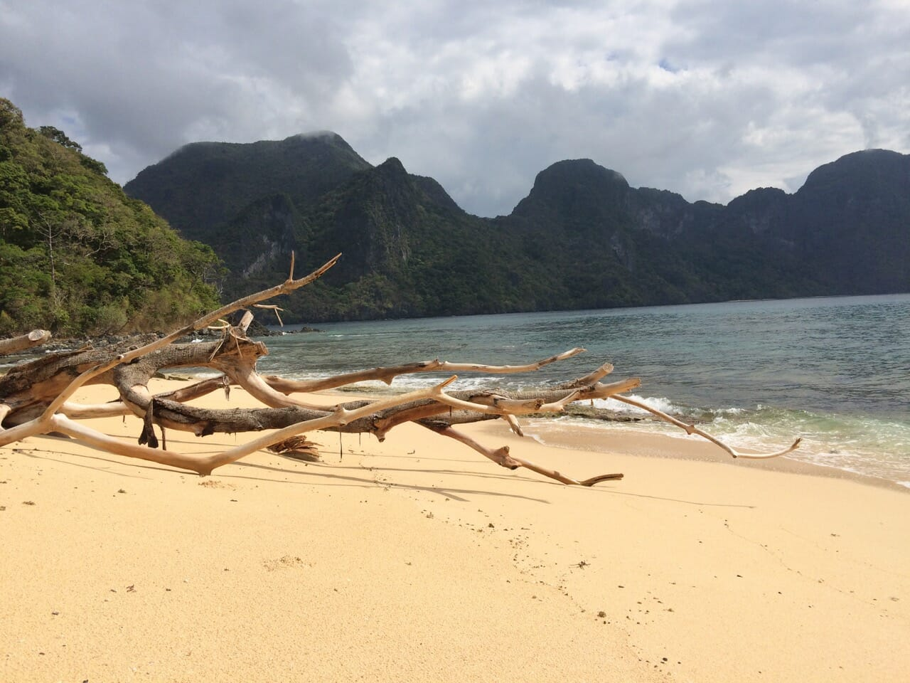 Helicopter Island, Palawan, Philippines