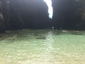 Secret Beach, El Nido: one of the most beautiful places in the world