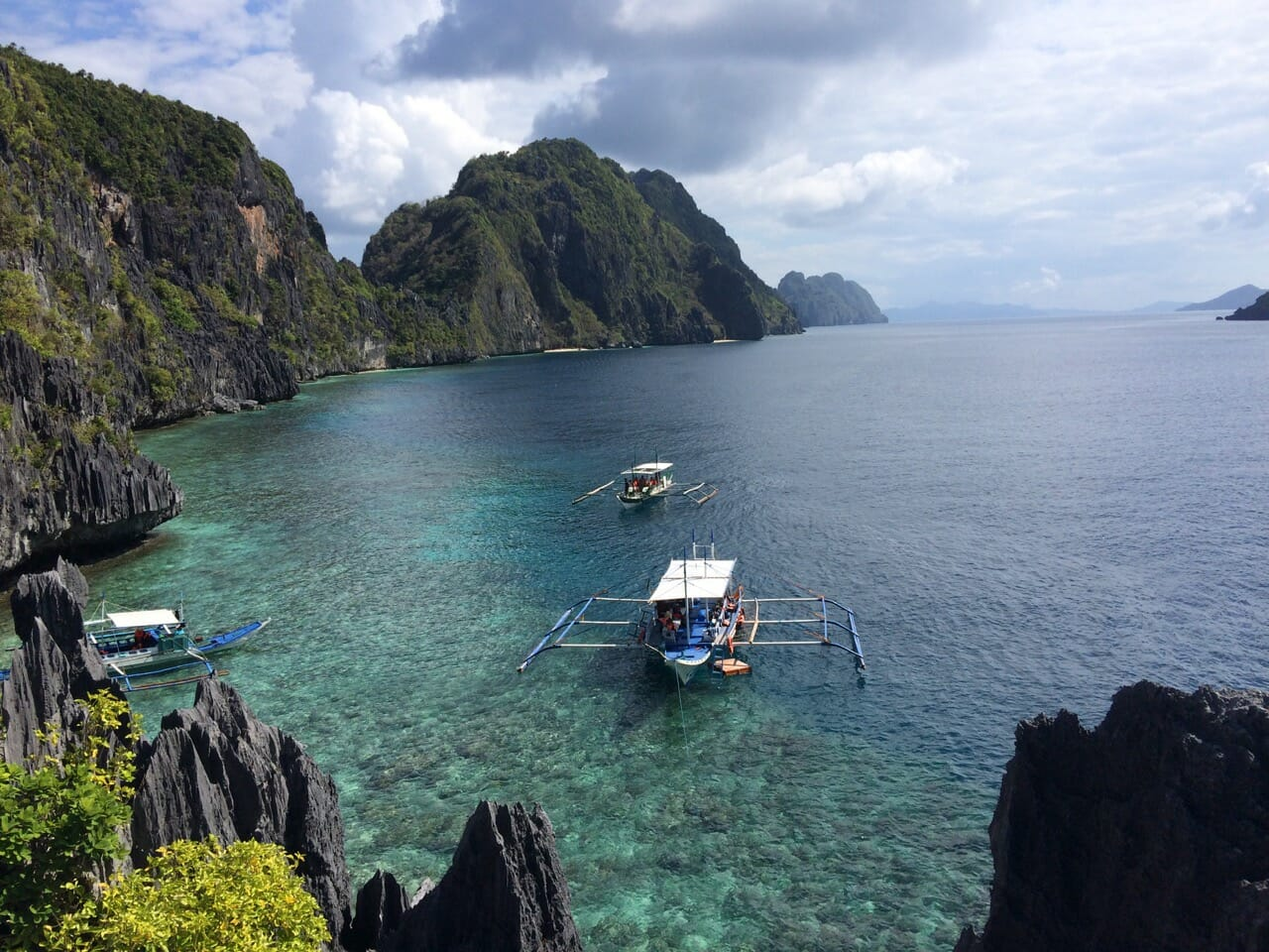 Matinloc Island, El Nido: one of the most beautiful places in the world