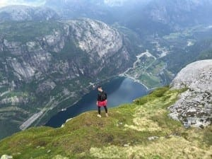 Best hikes Kjerag hike
