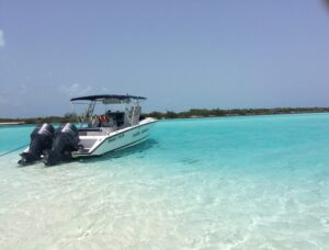 Pipe Creek, Exuma, Bahamas.