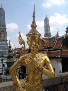 Grand Palace, Tailândia.