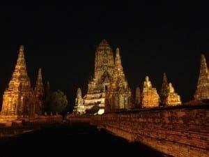 Ayutthaya, Tailândia.