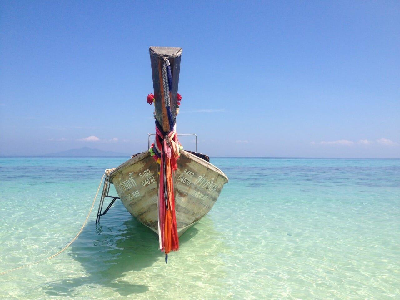 Ilhas Phi Phi.