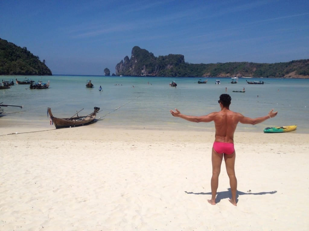 Phi Phi Islands, Thailand.