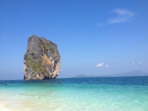Aonang Railay Beach