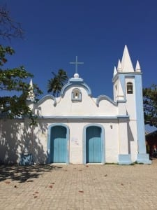 Saint Francis Chapel.