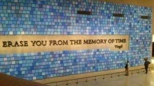 WTC Memorial Museum, NY.