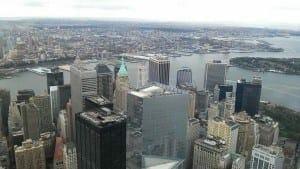 Vista do WTC.