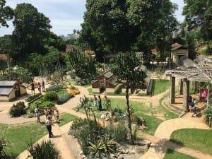 Jardim Botânico do Rio.