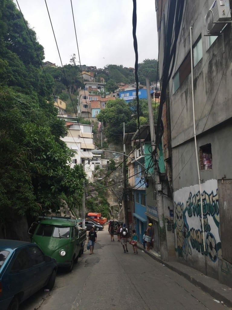 Trilha Morro Dois Irmãos, Rio.