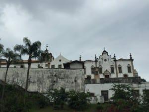 Convento de Santo Antônio, downtown Rio.
