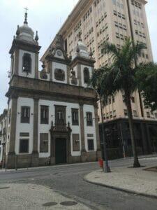 Igreja de São José, centro do Rio.