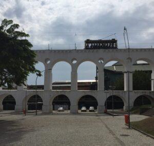 Arcos da Lapa, Rio de Janeiro.