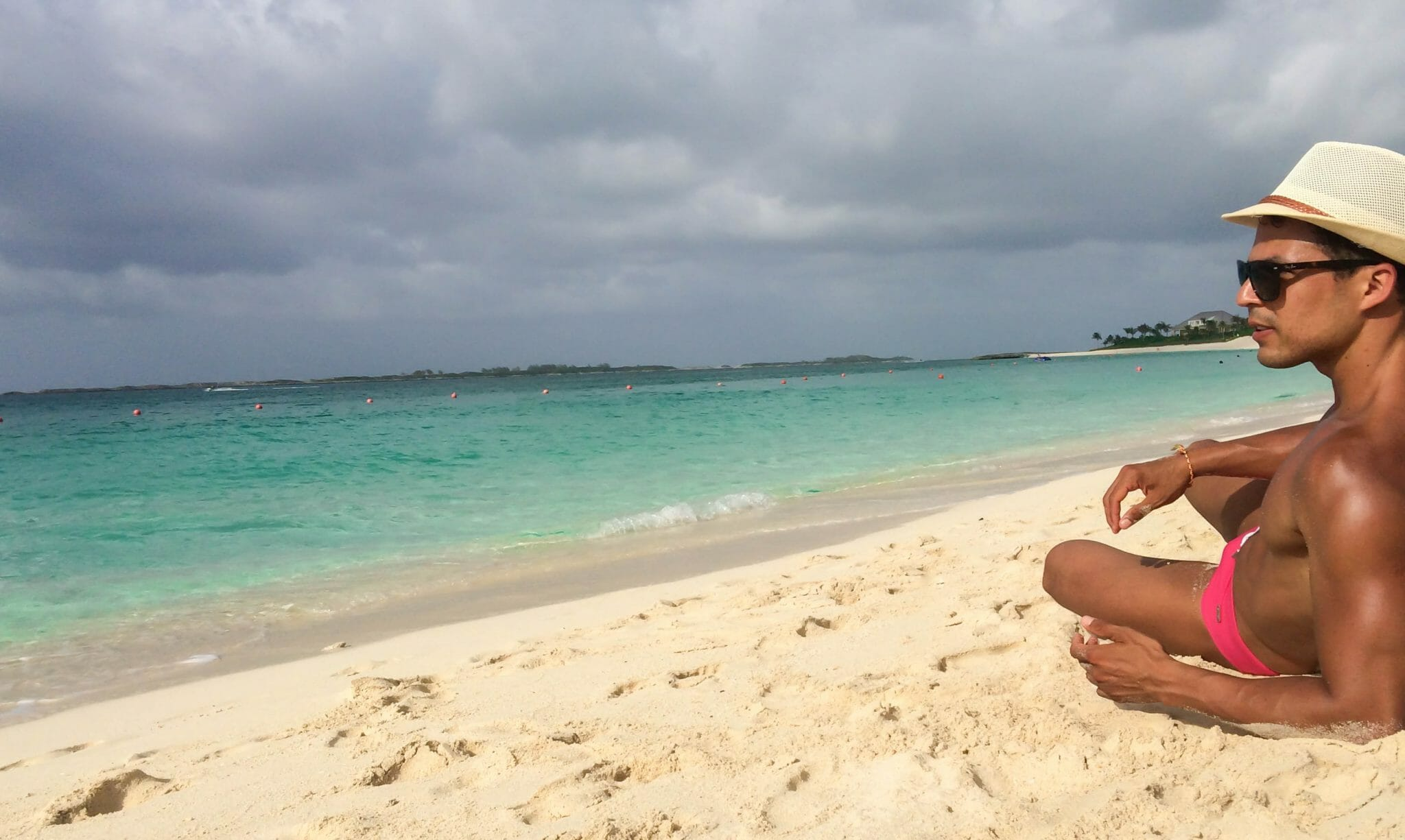 Isla Paradise, Bahamas.