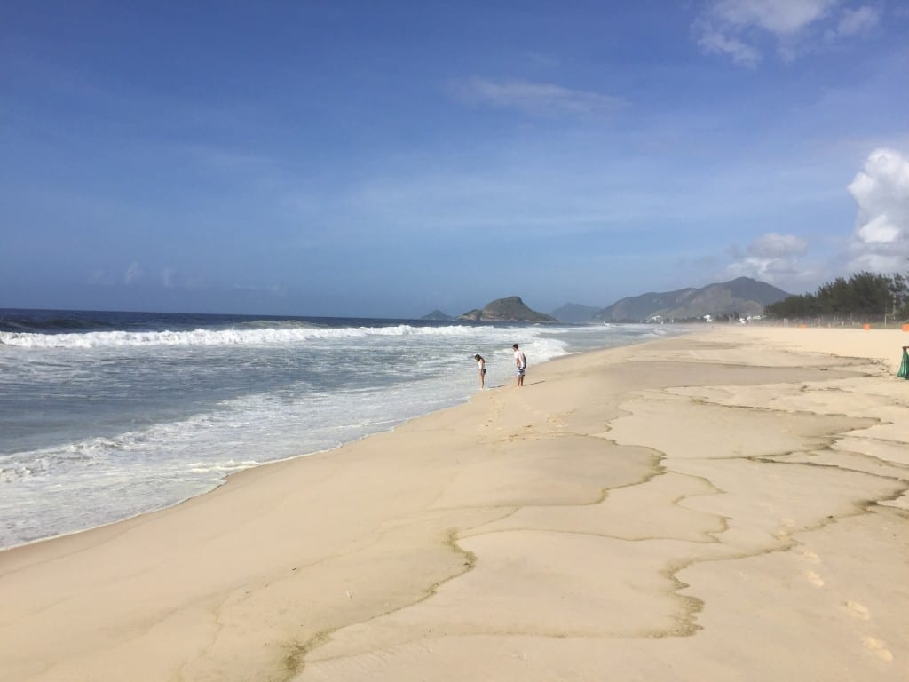 Wild Beaches Tour, Rio.
