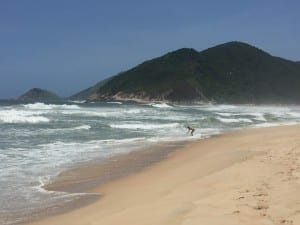 Praias Selvagens, Rio.