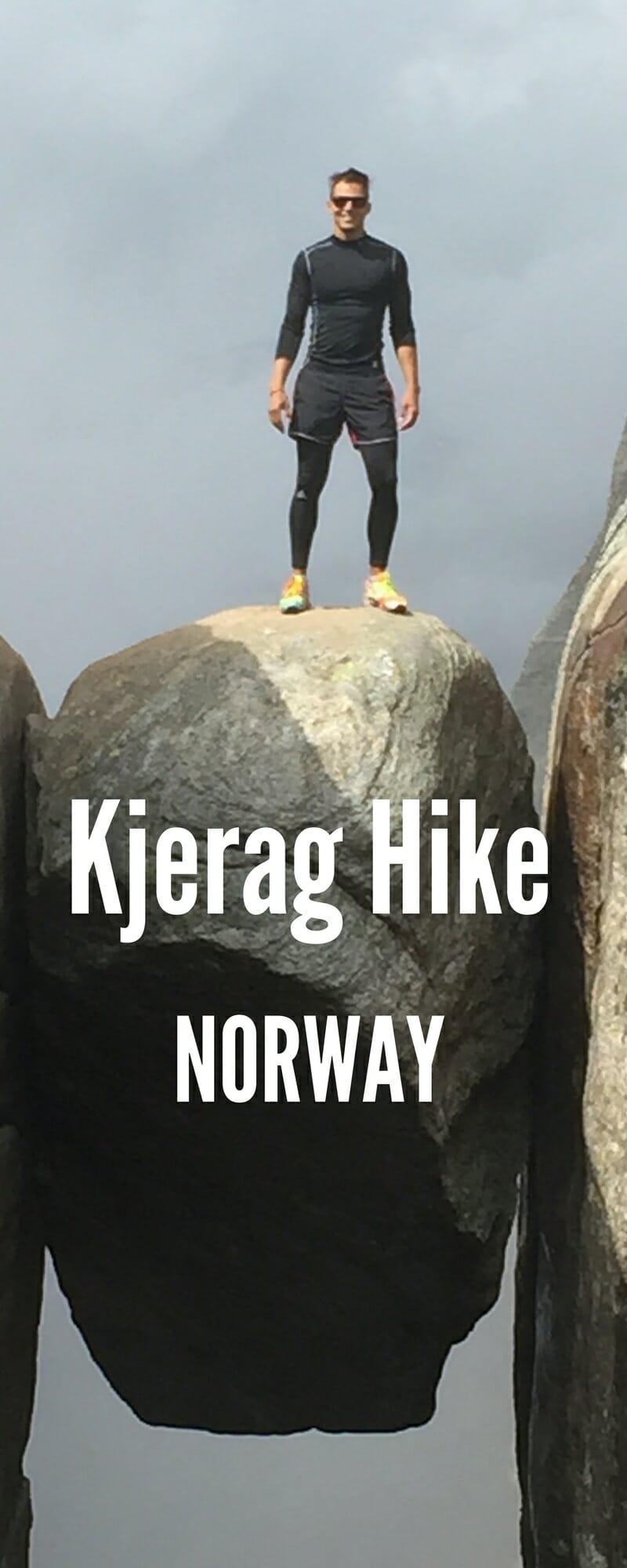 Caminata para Kjerag