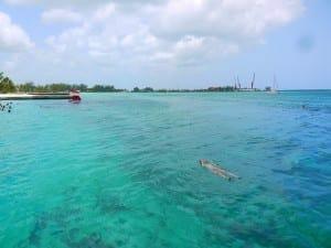 Playa Junkanoo, Nassau, Bahamas.