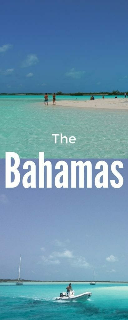 Three days in the Bahamas