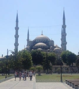 Things to do in Istanbul.