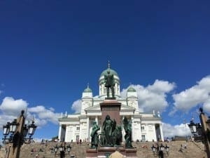 Plaza del Senado, Helsinki