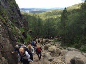 Best hikes, Preikestolen