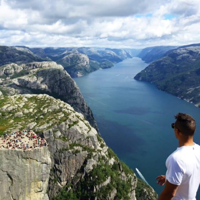 Best hikes, Preikestolen 40
