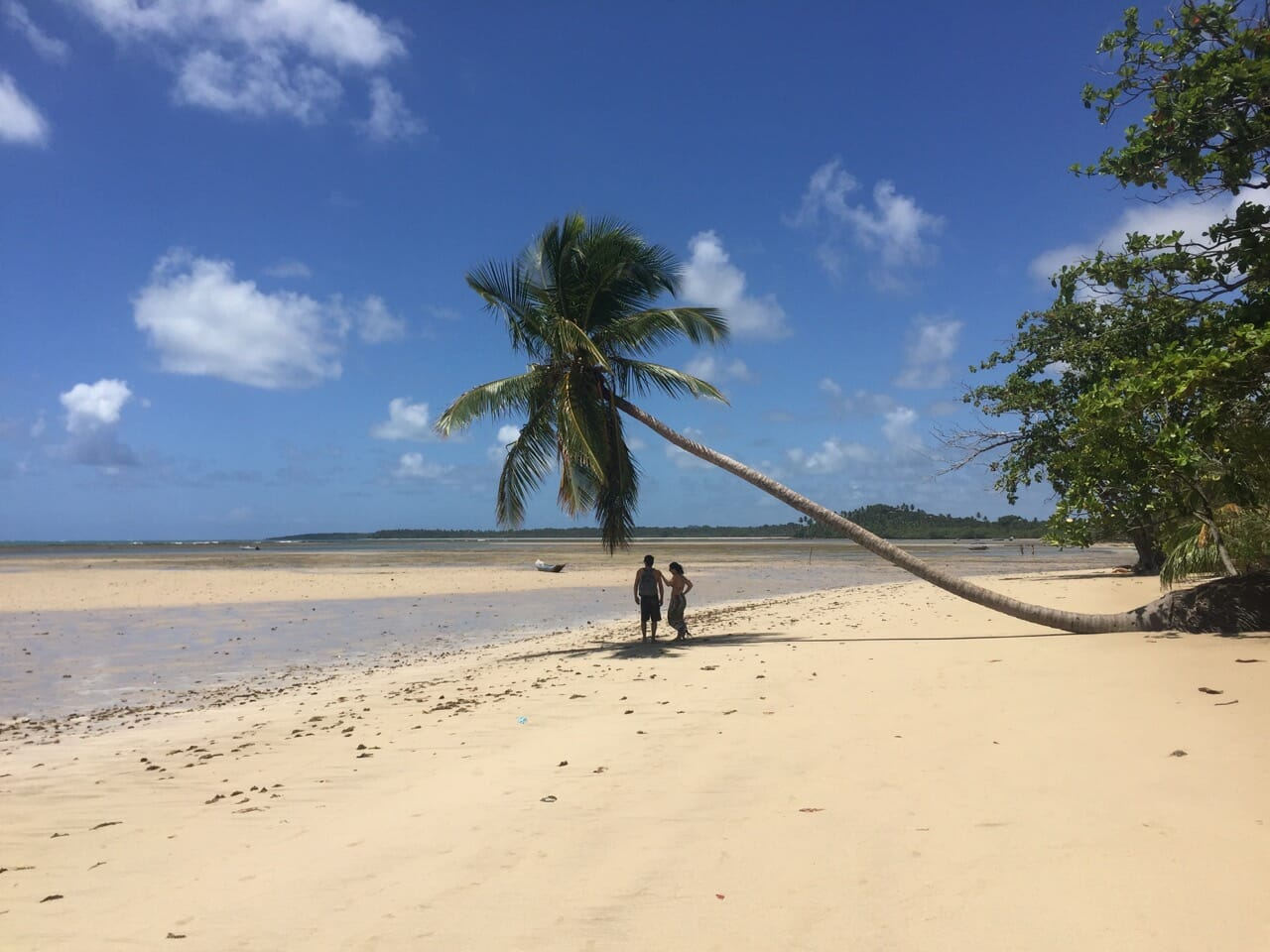 mejores playas de Bahia Hoteles en Boipeba