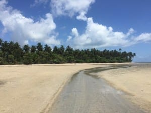 Boipeba beaches in bahia