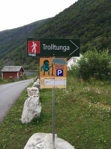 mejores caminatas Trolltunga