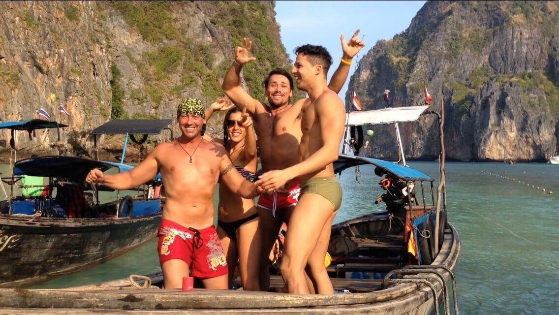 Phi Phi 40 travel