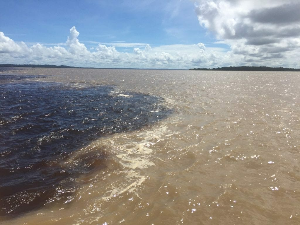 Manaus Riverine communities