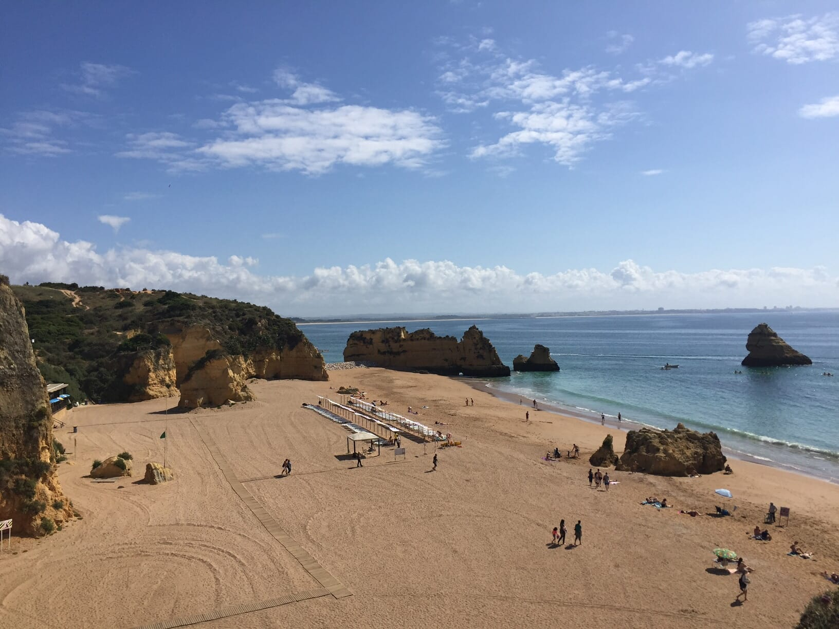 Beaches in Algarve