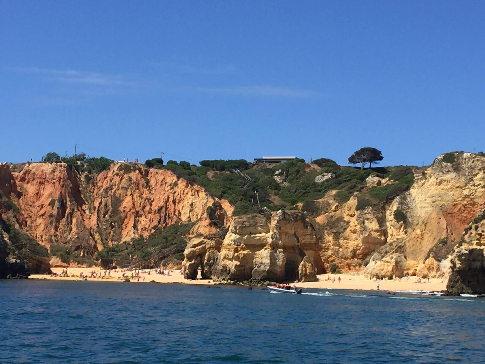 Melhores Praias do Algarve praias em lagos