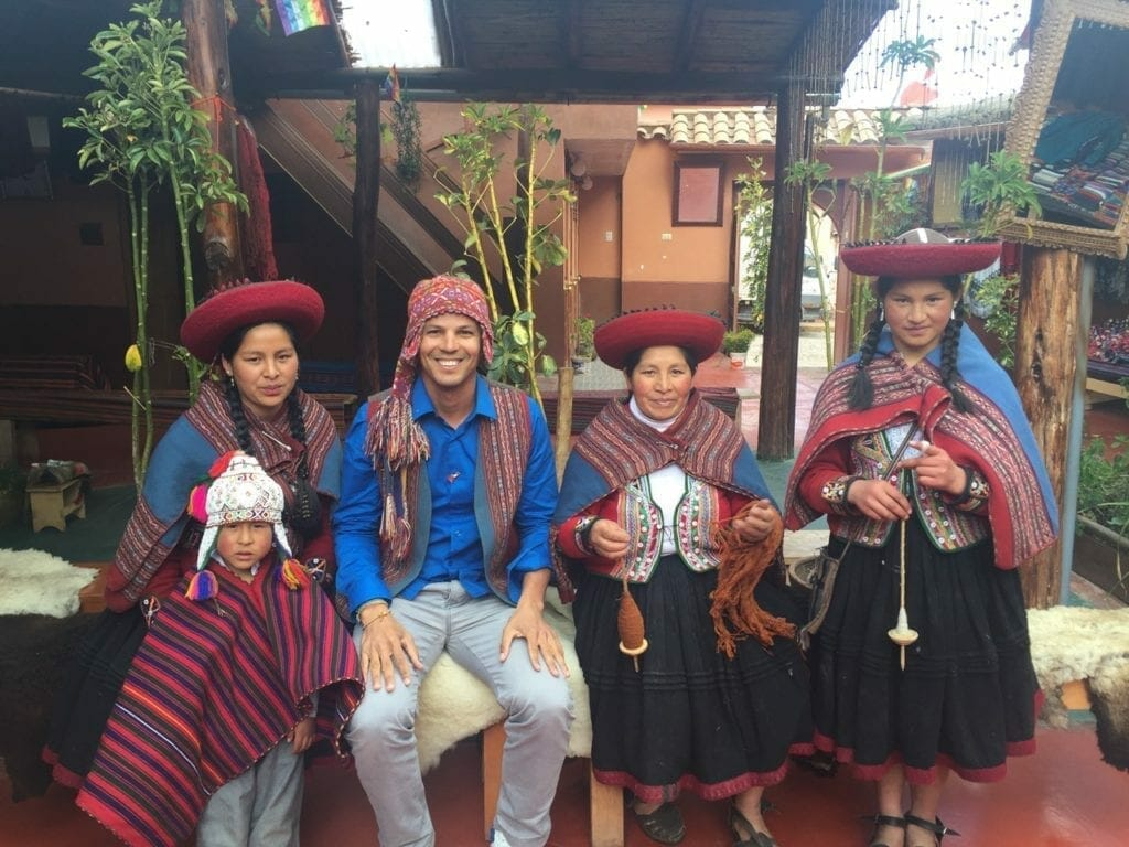 Chinchero: a very special village in Peru