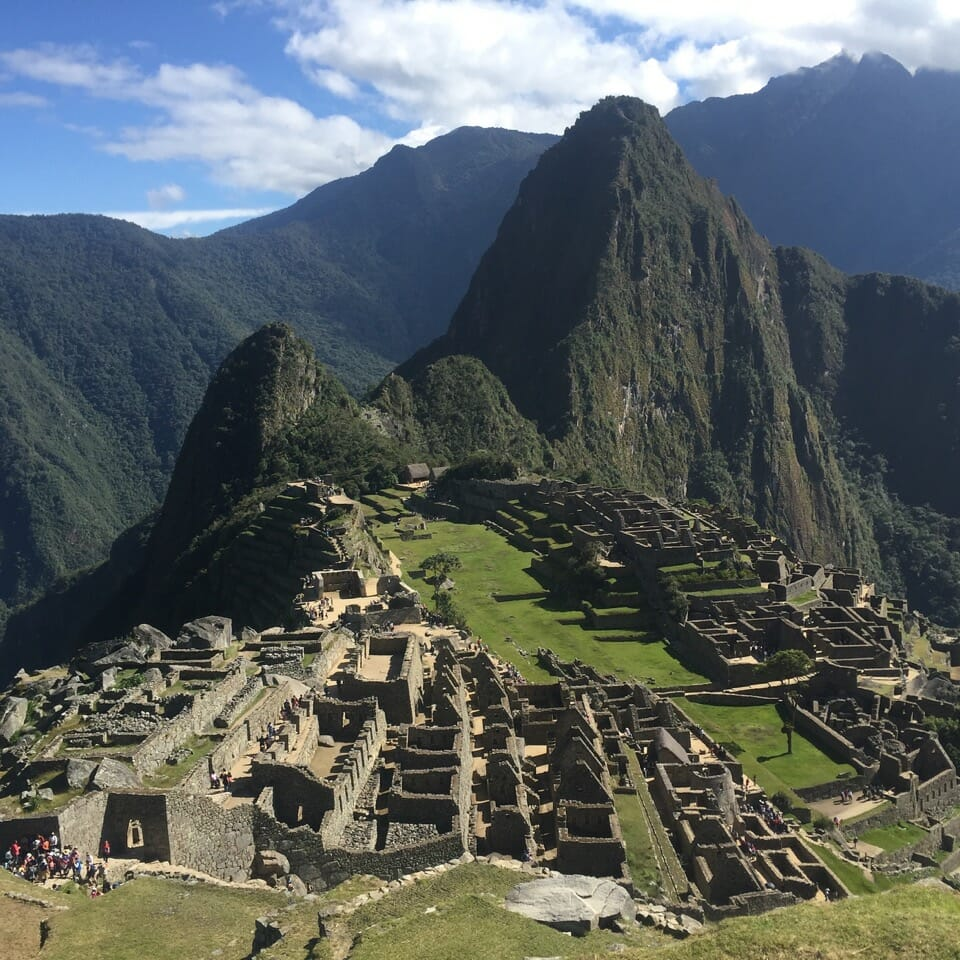 visiting Machu Picchu on a budget Machu Picchu Mountain