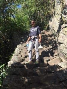 Montaña Machu Picchu