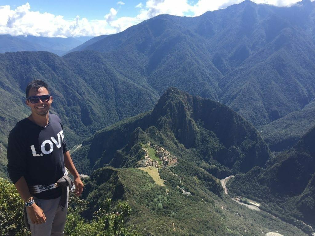 Machu Picchu Montaña Viaje a Machu Picchu